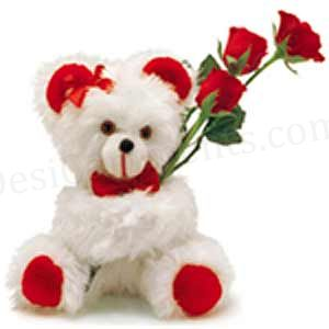 Aroma flower boutique send flower cakes chocolates taddy bear dry